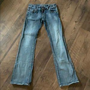 Women's Rock & Roll Boot Cut Jeans